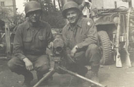 Weapons And Captured Material 65th Infantry Division